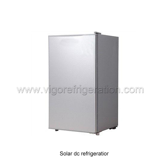 70L solar refrigerator for household