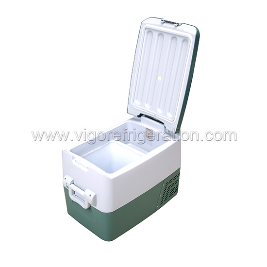 60L Portable DC Compressor Fridge/Freezer