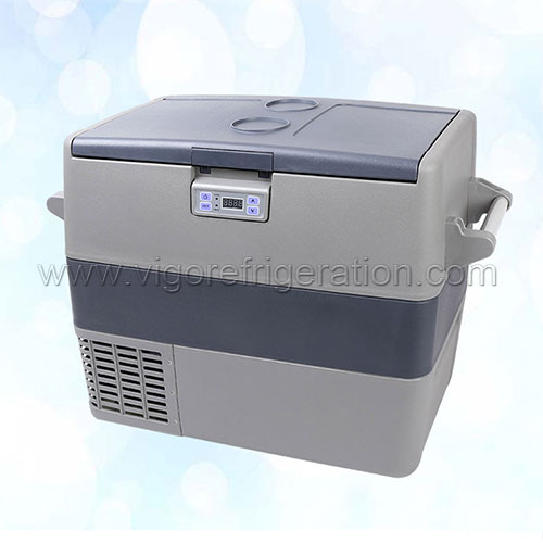 Car fridge freezer with SECOP compressor