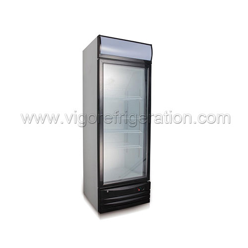 258L UPRIGHT DISPLAY COOLER